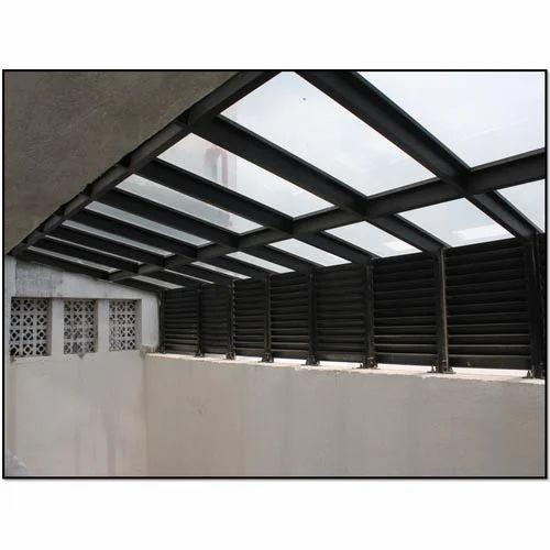 Skylight Roofing At Rs 540 Square Feet Darpanarayan