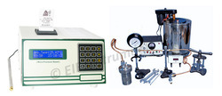 Bomb Calorimeter (Electronic Firing Unit with Printer), Model Name/Number: EIE-220A