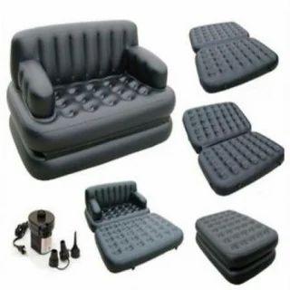 Comfort Quest Sofa Air Mattress Bed