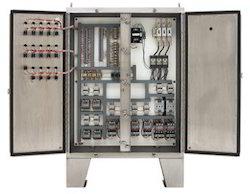 Grid Three Phase HVAC Control Panel, Ip55