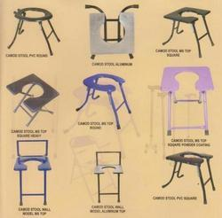 Commode Pans, Commode Chairs, Commode Stools