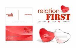 Soft Copy Brand Identity Design Services, Size Of The Logo: Custom