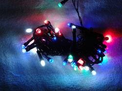LED RGB and White Decorative Diwali Light Reolite