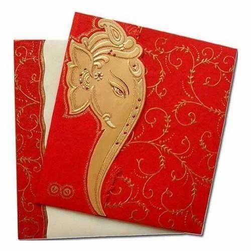 Wedding invitation card printing services shree hanuman printers wedding invitation card printing services stopboris Choice Image