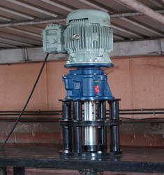 Top Mounted Entry Stirrer