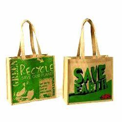 Eco Friendly Printed Jute Bags