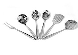 Stainless Steel Pearl Kitchen Tools Set