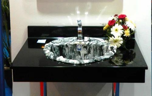 Cultured Marble Sinks Designer Wash Basins Manufacturer From Gurgaon