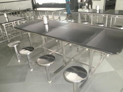 Stainless Steel Dining Table SS Dining Table Suppliers Traders