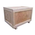 Pine Wood Plywood Cases, For Industrial Purpose, Box Capacity: 1000-2000 Kg