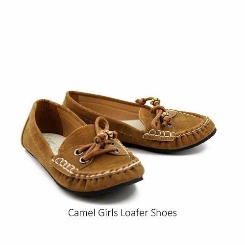 Camel Girls Loafer Shoes at Rs 250/1 pr