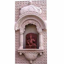 Sandstone Jharokha