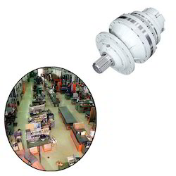 Industrial Gearboxes for Mechanical Industry