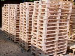 S K Brown Wooden Pallets, For Packaging Box