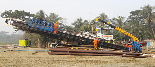Horizontal Directional Drilling Services in New Delhi