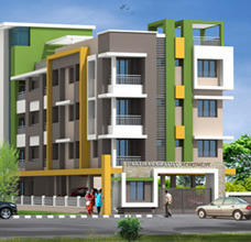 Parthasaradhy Apartments - Flats Project