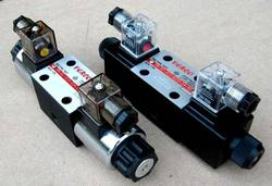 Solenoid Operated Direction Control Valves