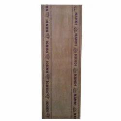 Pine Flush Door