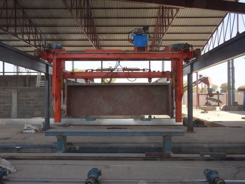 AAC Bricks Making Manufacturing Line