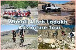 Adventure Ladakh Tour