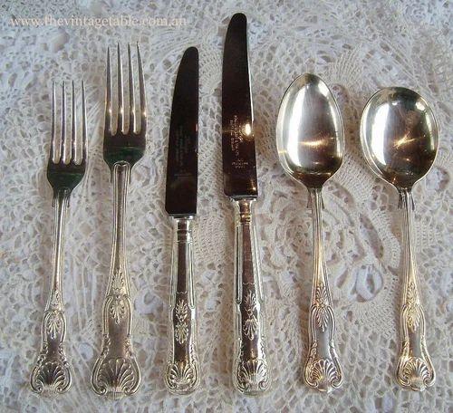 Vintage Cutlery Set & Vintage Cutlery Set | Ali Overseas | Manufacturer in Azad Nagar ...