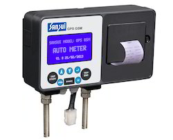 Electronic GPS Meter with Printer