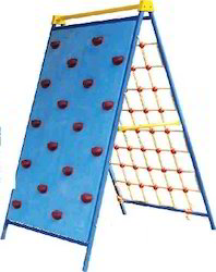 New FRP Rock and Rope Climber