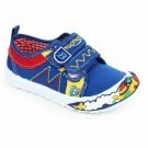 Foot Fun Kids R.blue Non Lacing Casual Shoes