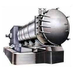 Solid Fuel Horizontal Thermic Fluid Heater