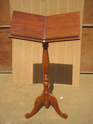 Wooden Book Stand
