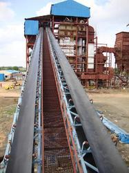 Industrial Troughed Belt Conveyor