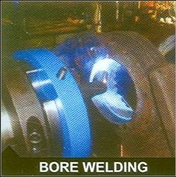 Portable Bore Welding