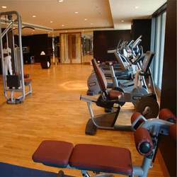 Wooden Gym Flooring