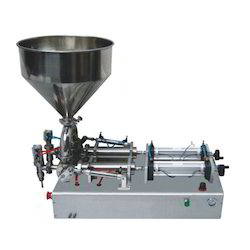 Paste Filling Machine Double Head