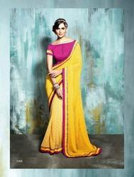 Heavy Work Sarees