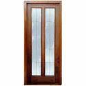 Glass & Wood Panel Doors Model No: : Dsw-376