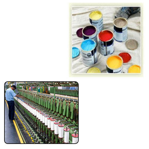 Manufacture industry dyes