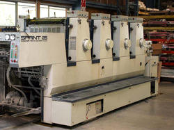 Komori L-425 Four Color Offset Printing Machines