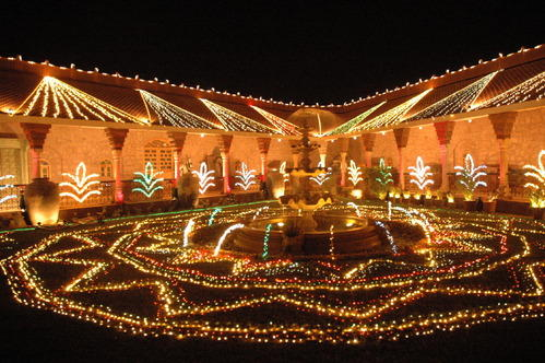 light decoration services