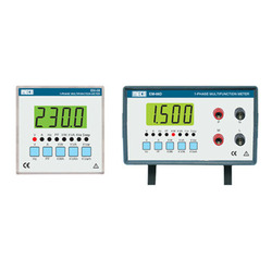 Single Phase Multifunction Meters