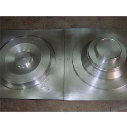 Aluminum Core Box and Sample Casting