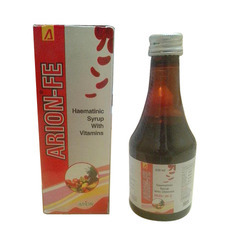Haematinic 200 ml Syrup with Vitamins
