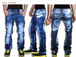 Mens Jeans - Fashionable Men Jeans Manufacturer from Mumbai