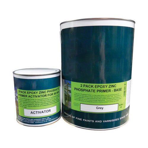 Epoxy Zinc Phosphate Primer In Vadodara