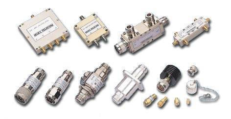 Rf Products Range Rf Passive Components Manufacturer