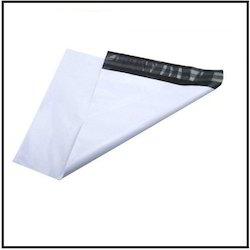 White & Black Plastic Envelopes
