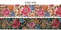Parsi Multi Embroidery Lace