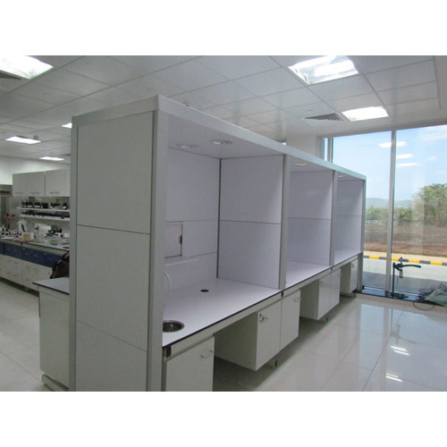 Laboratory Furniture - Product Display Unit Manufacturer