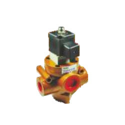 Shredder Type Solenoid Valve