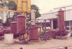 FRP De Gasification Systems